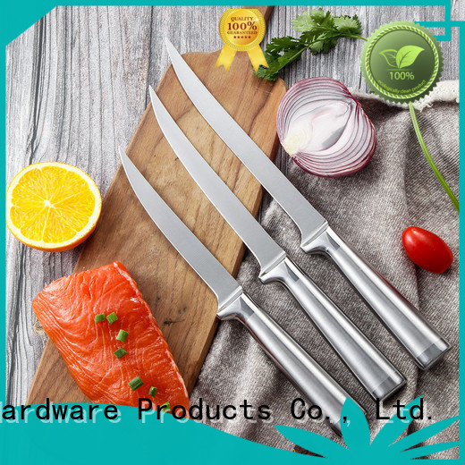 New knife sets for the kitchen piece suppliers for mincing