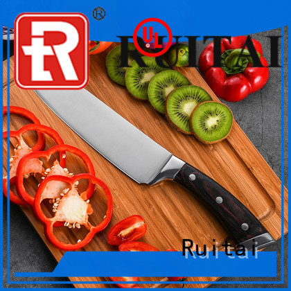 Ruitai slicing cutlery chef knife sets suppliers for mincing