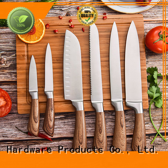 Custom excellent kitchen knives gm160406t company for cook