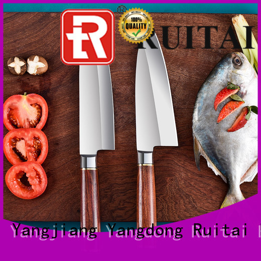 Ruitai professional knife sets for the kitchen supply for mincing