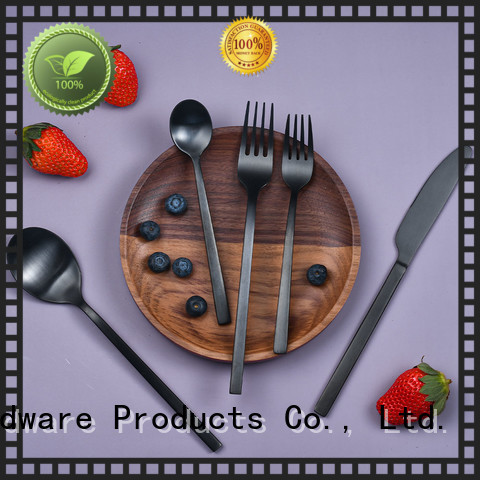 Top stainless steel cutlery sale suppliers for party use