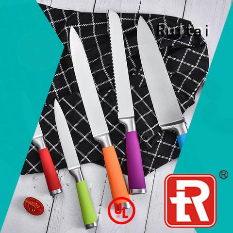 Custom professional knife block coating factory for chopping