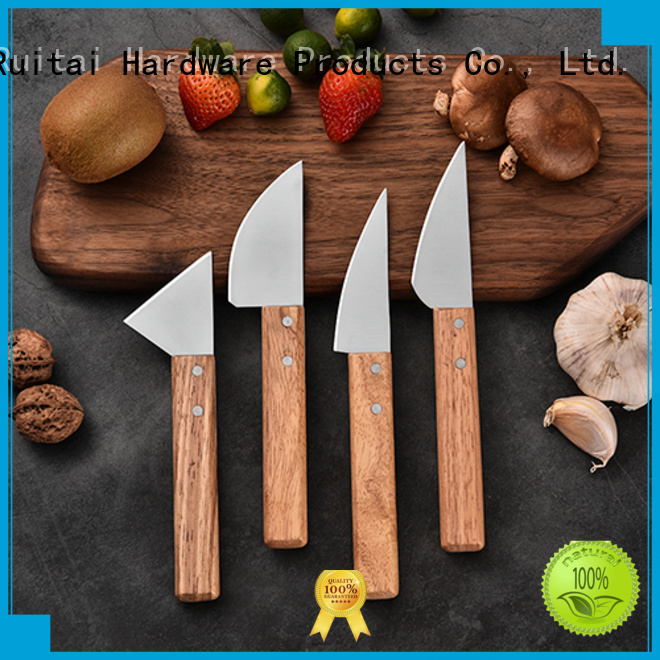 High-quality cool knife block set gm160406t manufacturers for kitchen
