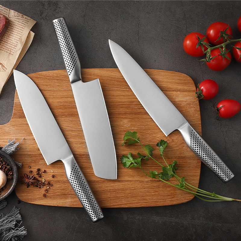 RUITAI 5cr15mov stainless steel 3pcs knife set with full tang construction K1893