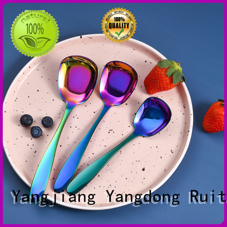 Ruitai french cutlery supply for families use
