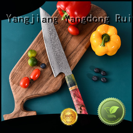 Ruitai gm1605 buy professional chef knives factory for slicing